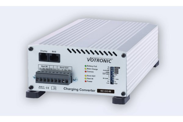 Votronic Lader Booster B2B 12V / 90A (3329)