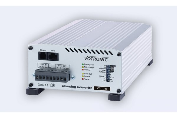 Votronic Lader Booster B2B 12V / 50A