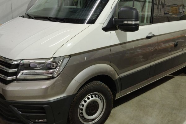 VW Grand California met Super B Epsilon Lithium accu