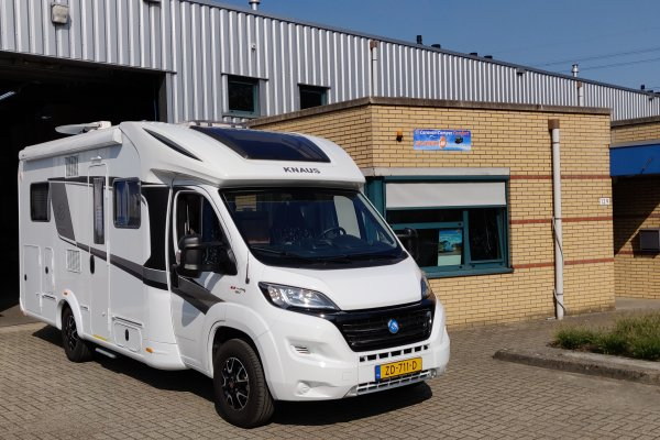 Knaus Sun TI Platinum Selection - Super B Lithium accu